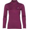 asics Winter Hardloopshirt lange mouwen Dames violet